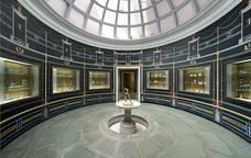 Sala del Museu d'Arqueologia de Catalunya a Barcelona