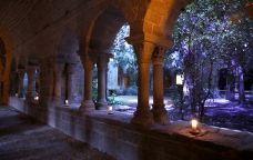 Claustre del Món Sant Benet - Carles Fortuny