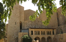 Visita guiada al monestir de Sant Feliu de Guíxols