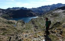 Muntanyes de Llibertat. Travessa al Parc Natural de l'Alt Pirineu i l'Arieja