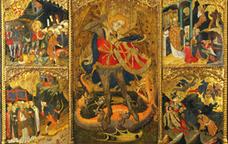 Una de les peces del Museu d'Art de Girona