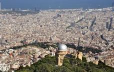El Cel de Barcelona des de l'Observatori Fabra