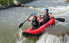 Open-kayak al Parc Ol�mpic del Segre