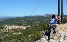 Orientació i georecerca a la serra de Tivissa