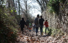 Una caminada familiar, envoltada de natura i patrimoni.