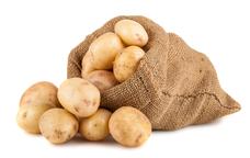 Sac amb patates