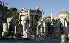 Panteons del cementiri del Poblenou