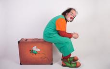 Albert Vinyes, a càrrec de l'espectacle Petit o gran