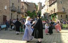 El Ball del Roser de Vallfogona de Ripollès