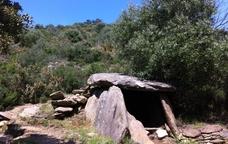 Pedres entre la natura