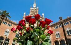 Sant Jordi al Recinte Modernista de Sant Pau