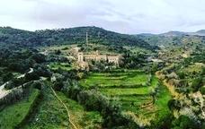 El monestir de Sant Jeroni de la Murtra, a la vall de Betlem