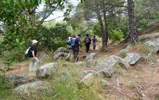 La passejada ens endinsarà a la Serralada Litoral.