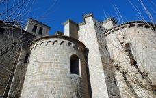 Absis de la catedral de Solsona