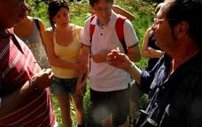 Excursions etnobotàniques amb Santi Jàvega