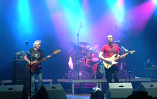 La m�tica banda Ten Years After