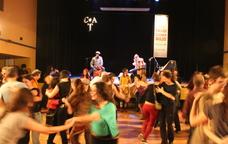 Ball Folk al Festival Tradicionàrius