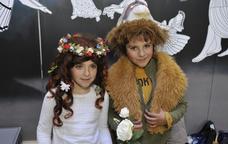 Taller infantil al MNAT 'Històries des de l'Olimp'