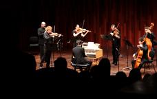 Els dies 23 i 24 d'agost hi haurà dos concerts de Bach a càrrec de Vespres d'Arnadí