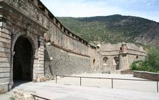 La vila fortificada de Conflent