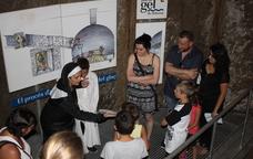 Visita guiada al pou de gel de Solsona