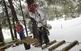 Activitats de neu a l'estació d'esquí de La Molina