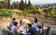 Pícnic entre vinyes de la DO Alella