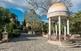 El templet del parc de Can Buxeres