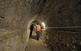 Visita a la mina d'aigua de Torroella de Montgrí