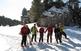 Fer el cim amb raquetes de neu