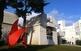 L'exterior de la Fundació Joan Miró