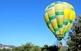 Tast d'alçada en globus aerostàtic a Figueres