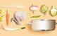 Imatge del cartell de les VIII Jornades Gastronòmiques Pota Blava i Carxofa Prat