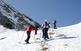 Bateig de raquetes de neu a Vallter 2000
