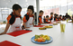 Taller infantil de cuina a la Fundació Alícia.