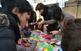 Els nens podran crear manualitats als diferents tallers infantils que s'han organitzat