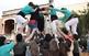 Taller amb els Castellers de Vilafranca