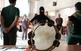 La percussió, una de les protagonistes de la Trobada de Música Mediterrània 'Un mar en cercle'