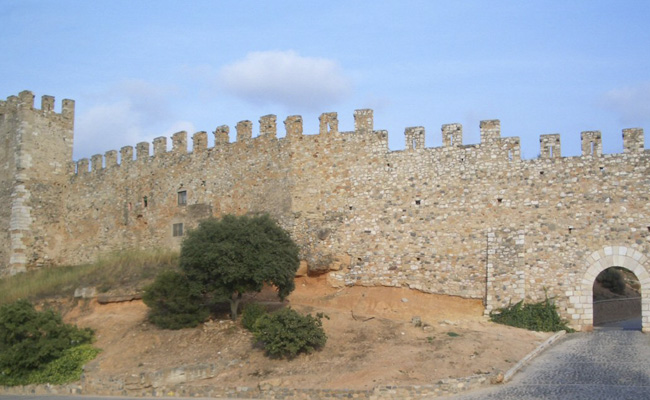 Quin rei va manar construir les muralles de Montblanc?