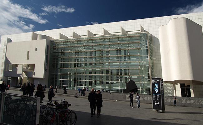 Qui és l'arquitecte del Museu Macba de Barcelona?