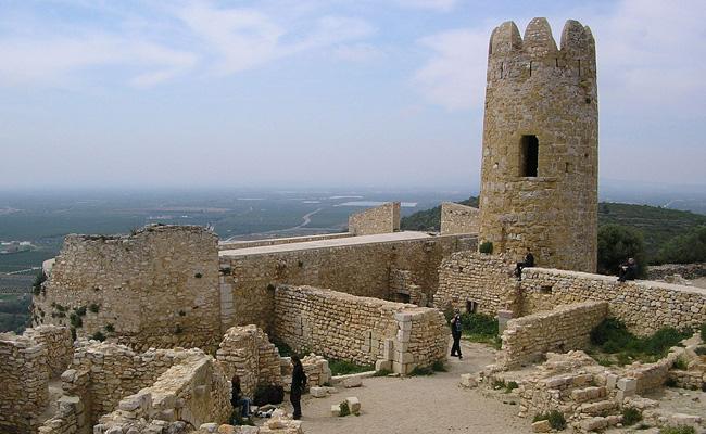 En mans dels àrabs des del segle IX, qui va conquerir el castell d'Ulldecona i el va passar a territori cristià?