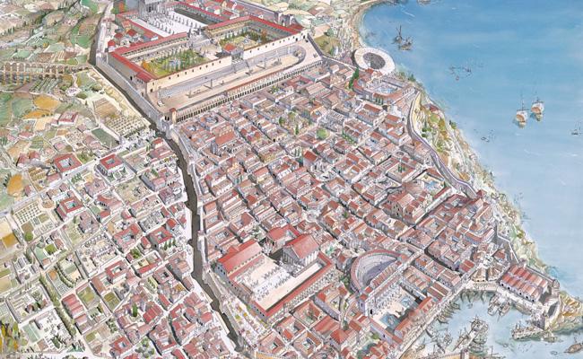 Quina ciutat, avui Patrimoni de la Humanitat, va ser la capital de la Tarraconense romana?