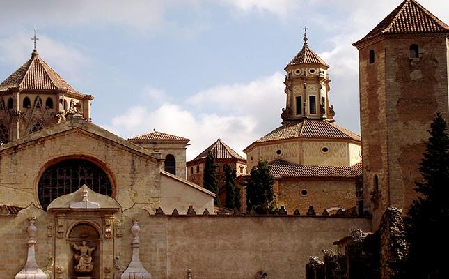 Quin dels dos monestirs masculins de la Ruta del Cister encara conserva la seva comunitat de monjos?