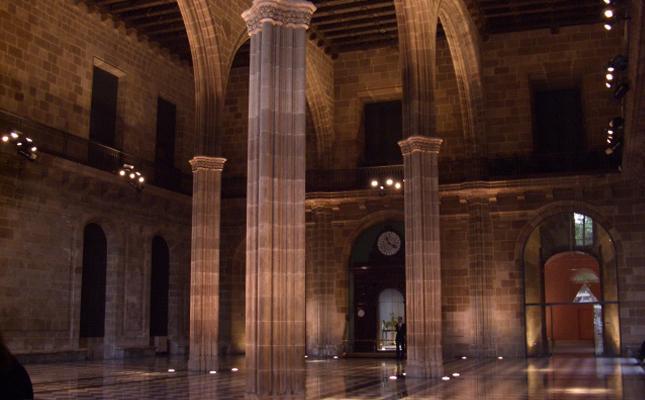 Des del 1886, la Casa Llotja de Mar de Barcelona és la seu de....