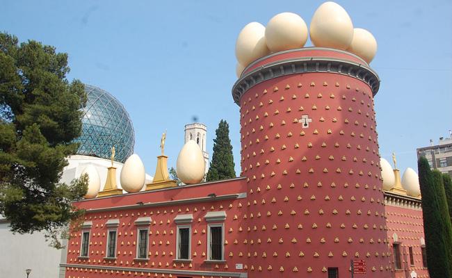 Un dels elements més característics del Museu Dalí de Figueres, la torre Galatea, es va annexar després de la inauguració oficial del museu el 1974. Saps quan?