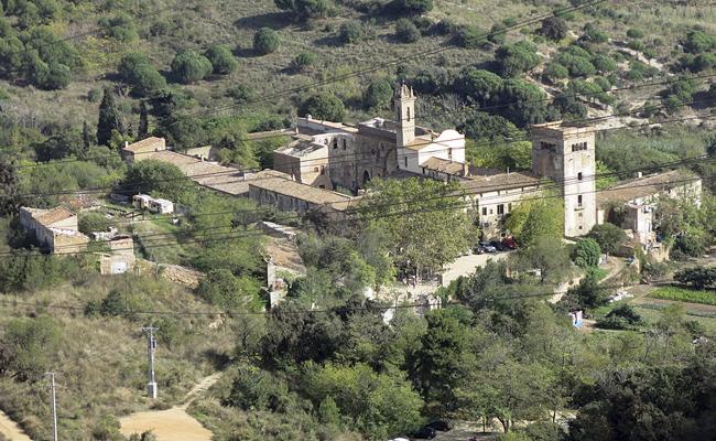 Quina és la part més monumental de monestir de Sant Jeroni de Murtra?
