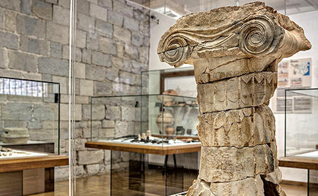 El Museu d'Arqueologia de Catalunya (MAC) consta de diverses seus. Quina d'aquestes n'és una?