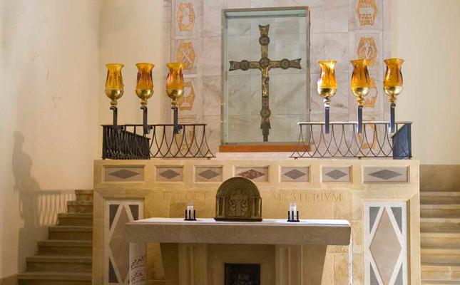 On es troba la peça d'orfebreria gòtica més gran de Catalunya?