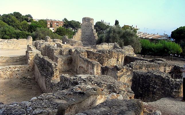 Quantes termes trobem a la vil·la romana dels Munts, a Altafulla?