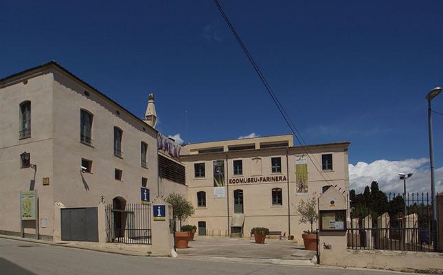 Saps a quin segle es remunta el molí fariner que originà la Farinera de Castelló d'Empúries?